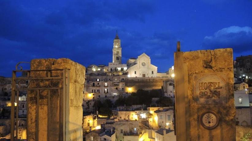 """Felsenstadt: """"Ein Rohdiamant"""": Italiens Kulturhauptstadt Matera"""