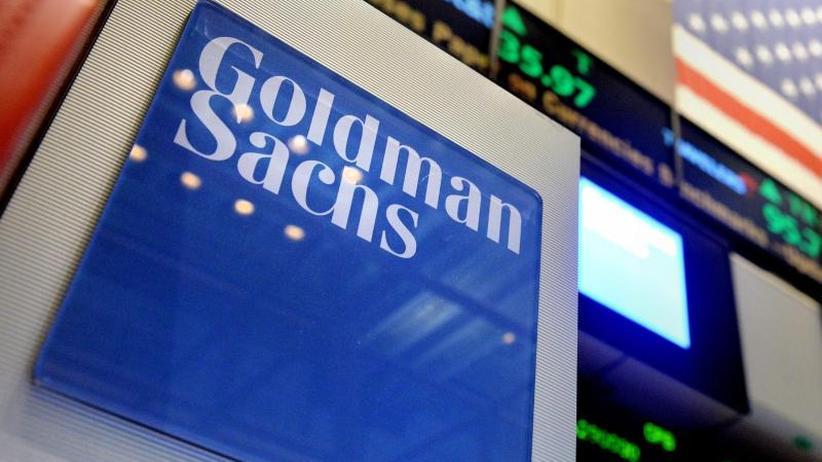 US-Banken verdienen mehr: Goldman Sachs steigert Gewinn um 168 Prozent
