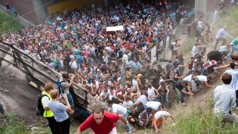 """Gericht: """"Geringe Schuld"""": Loveparade-Prozess steuert auf Einstellung zu"""