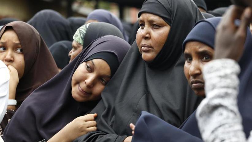 Angriff auf Luxushotel: Terror in Nairobi: Zahl der Opfer steigt auf 21