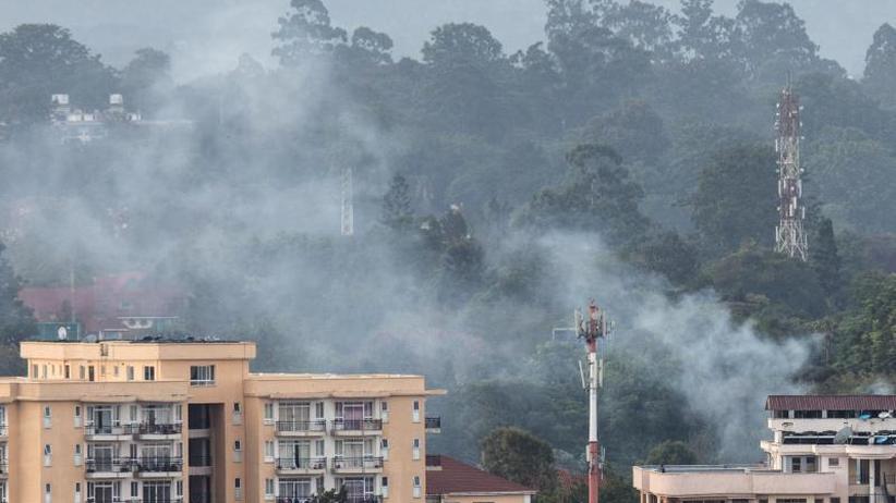 Angriff auf Luxushotel: Terroranschlag in Nairobi beendet: Zahlreiche Tote