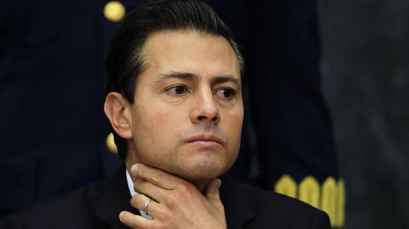 """Mexikanischer Drogenboss: Zeuge: """"El Chapo"""" zahlte Ex-Präsident Nieto 100 Millionen"""