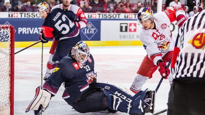 """Red-Bull-Duell: """"Riesenschritt"""" für deutsches Eishockey: München im Finale"""