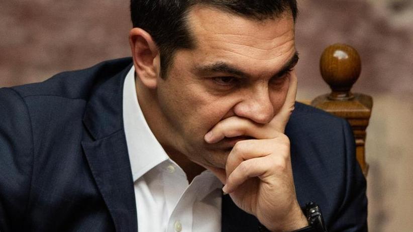 Abstimmung Mazedonien: Tsipras zeigt sich einmal mehr als Überlebenskünstler