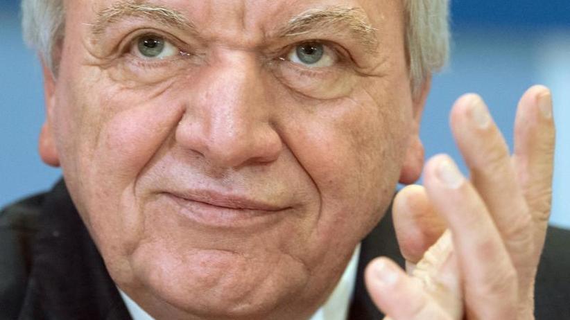 Neu gewählter Landtag: Hessens Ministerpräsident Bouffier steht zur Wiederwahl