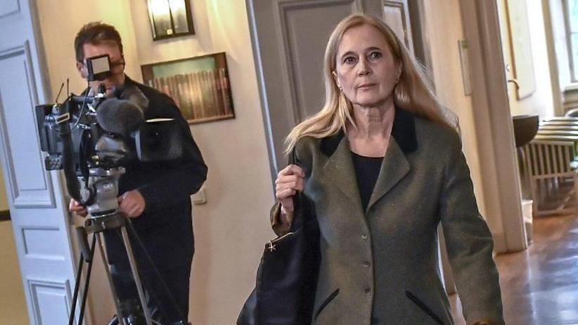 Literaturnobelpreis-Skandal: Katarina Frostenson verlässt Schwedische Akademie