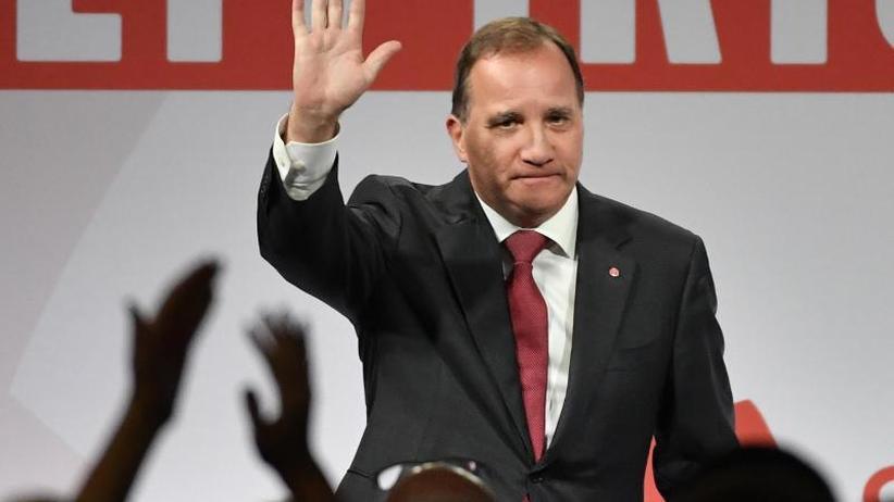 4 Monate nach Reichstagswahl: Stefan Löfven zum schwedischen Ministerpräsidenten gewählt