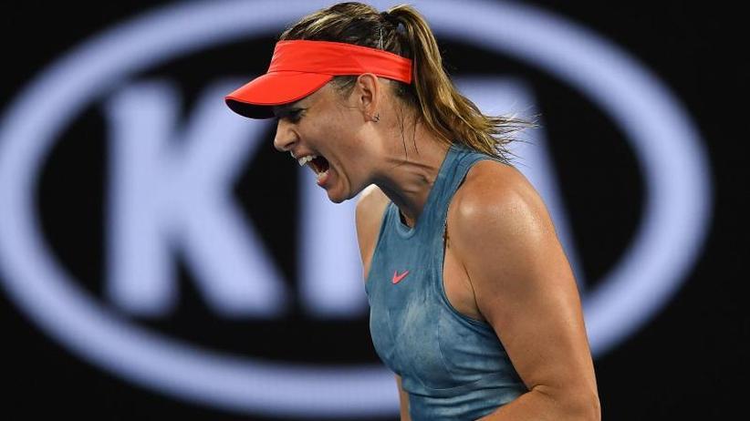 Australian Open: Titelverteidigerin raus: Scharapowa besiegt Wozniacki