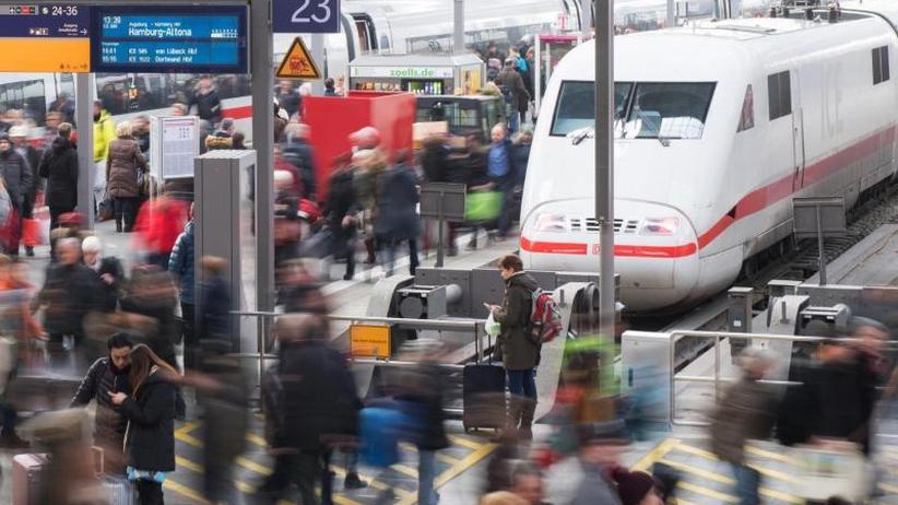 Bilanz 2018: Bahn: Zwei Prozent aller Fernzughalte fielen aus