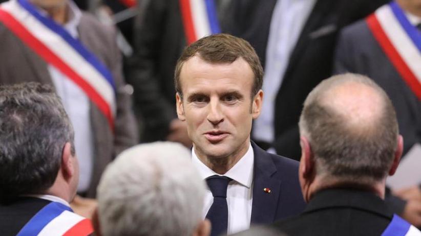"""Großes Sicherheitsaufgebot: Erneut """"Gelbwesten""""-Proteste in Frankreich"""