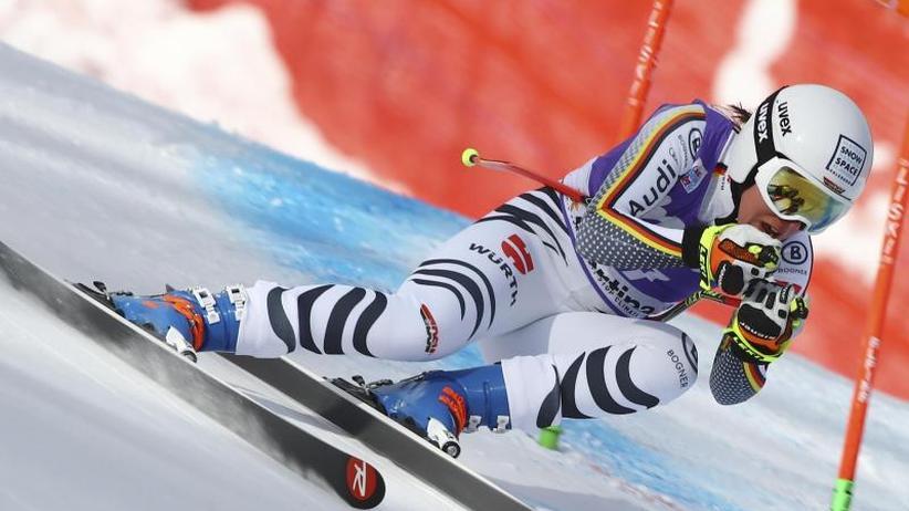 Weltcup-Abfahrt: Weidle und Rebensburg mit Top-Fünf-Plätzen in Cortina