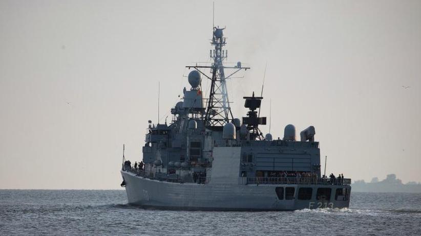 Einsatz im Mittelmeer: Deutschland setzt Beteiligung an Sophia-Mission aus