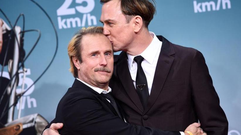 Auszeichnung: Lubitsch-Preis für Lars Eidinger und Bjarne Mädel