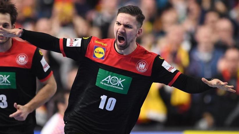 Einschaltquoten: Spitzenquote für das deutsche Handball-Team