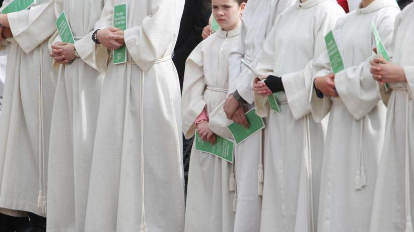 Kritik und Austritte: Jeder vierte Katholik von der Kirche entfremdet