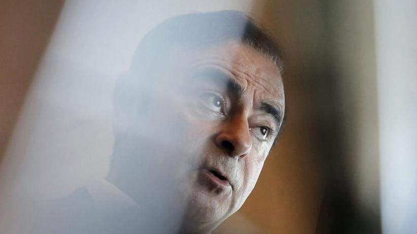 Geschasster Manager: Carlos Ghosn als Renault-Chef zurückgetreten