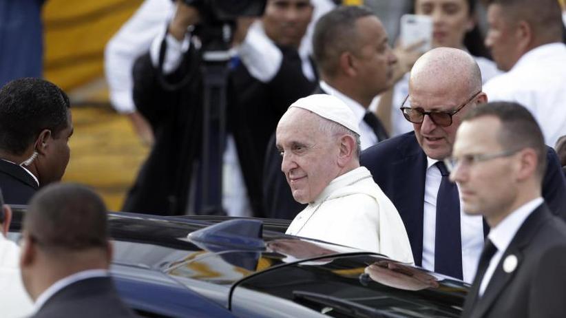 Wird Venezuela ein Thema?: Papst hält Ansprache beim Weltjugendtag