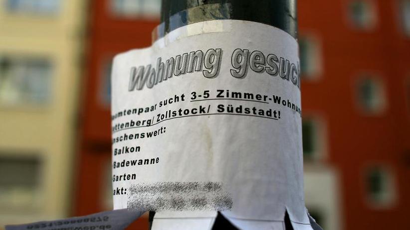 Kein Einwand gegen Abschaffung: Städte und Gemeinden: Mietpreisbremse kuriert nur Symptome