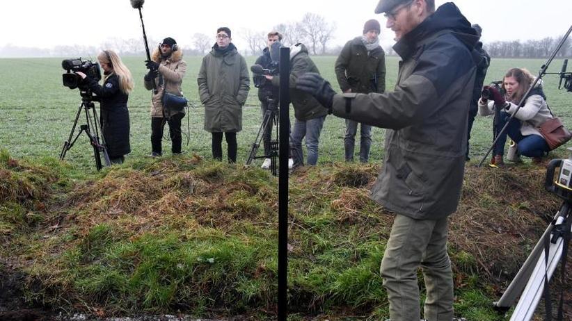 70 Kilometer lang: Angst vor der Schweinepest: Dänemark startet Bau des Zauns