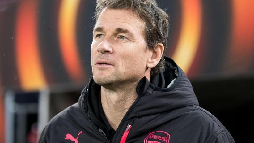 """Vertrag bis 2020: """"Tolle Chance"""": Jens Lehmann wird Co-Trainer des FC Augsburg"""