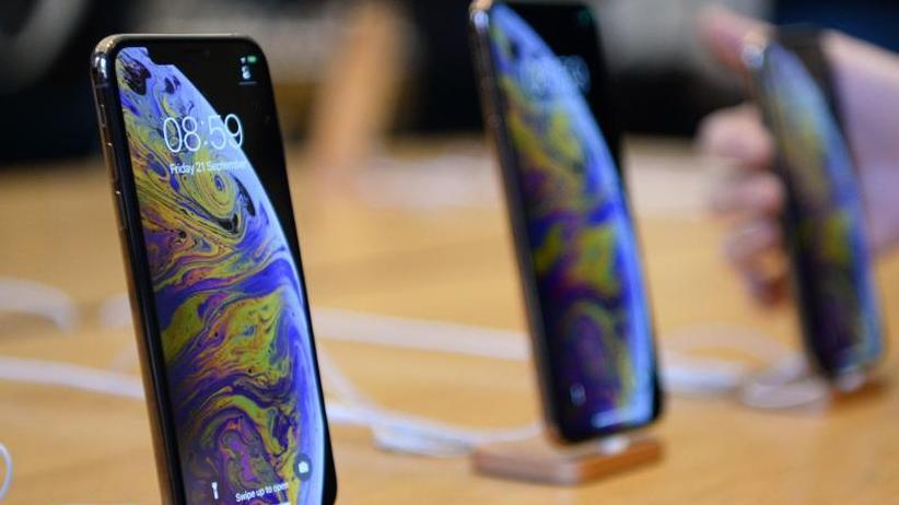 Niedrigere Nachfrage in China: Apple rechnet mit weiterem Umsatzrückgang