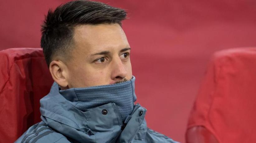 """Zum Stielke-Club Tianjin Teda: """"Bild"""": Wechsel von Sandro Wagner nach China perfekt"""