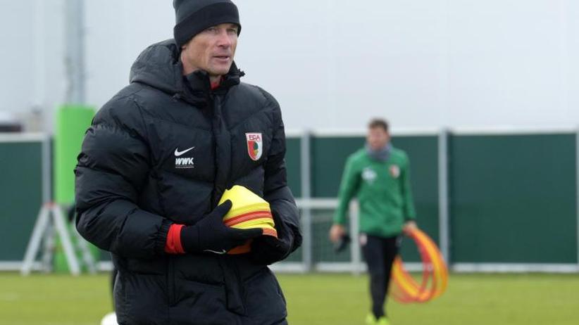 Augsburgs neuer Assistent: Lehmann sichert FCA-Coach Baum volle Unterstützung zu