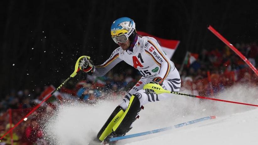 Weltcup Slalom in Schladming: Neureuther holt Platz acht bei WM-Generalprobe im Slalom