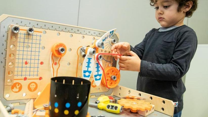 Trends im Kinderzimmer: Spielwarenhersteller setzen auf Technik