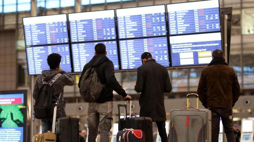 Flugausfälle befürchtet: Erneuter Warnstreik am Hamburger Airport