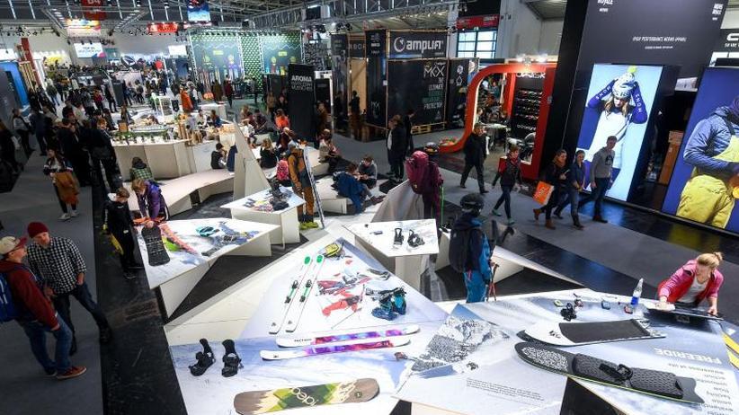Sportartikelmesse Ispo: Gebeutelte Sporthändler suchen neue Wege zur Kundschaft