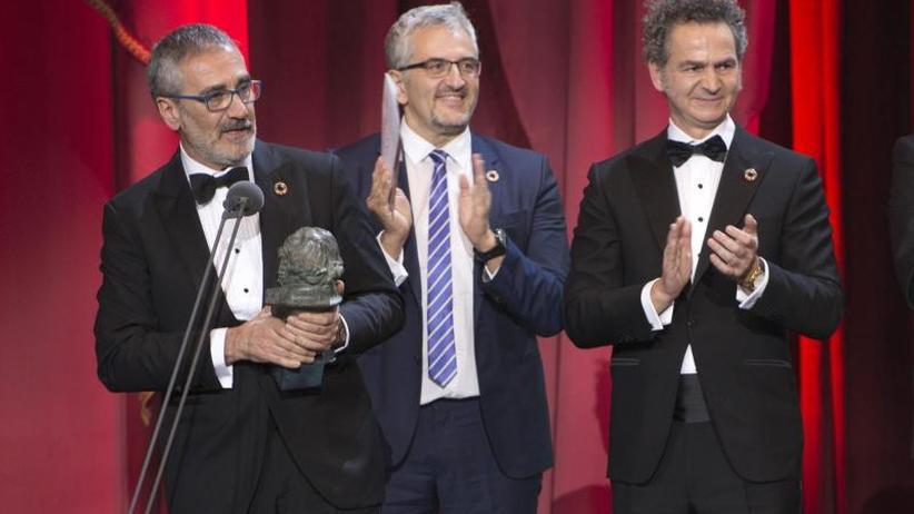 """Spanischer Filmpreis: Goya-Verleihung: Komödie """"Campeones"""" ist bester Film"""