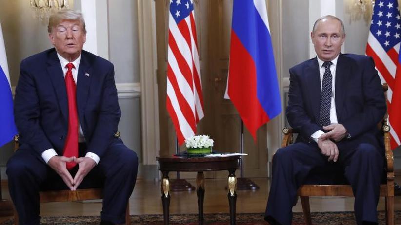 Steht ein Wettrüsten bevor?: INF-Vertrag: USA und Russland werfen sich Vertragsbruch vor