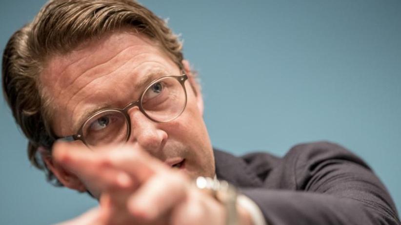 Sorge vor Bürgerprotesten: Scheuer hofft noch auf Vermeidung von Diesel-Fahrverboten