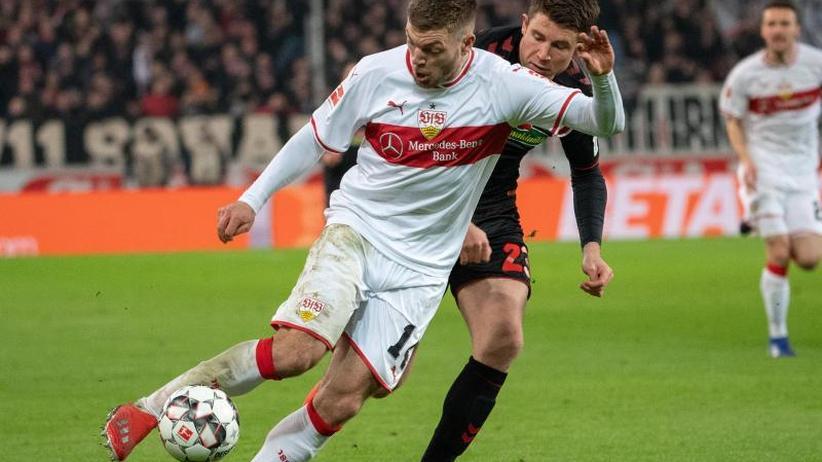 20. Spieltag: Stuttgart verpasst Sieg gegen Freiburg in der Nachspielzeit