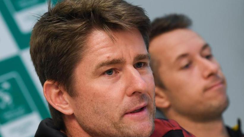 Davis Cup: Teamchef Kohlmann sieht Finalwoche skeptisch