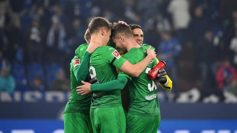 Bundesliga: Titelrennen mit Gladbach: Dreikampf statt Zweikampf