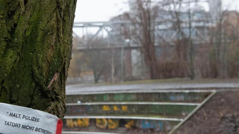 Keine Hinweise auf Eltern: Totes Baby in Berliner Park gefunden