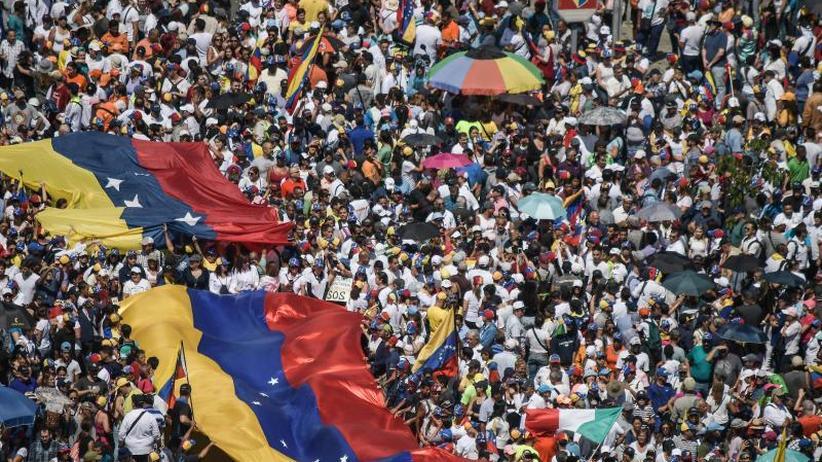 Kontaktgruppe tagt in Uruguay: Machtkampf in Venezuela: Keine gemeinsame Linie der EU