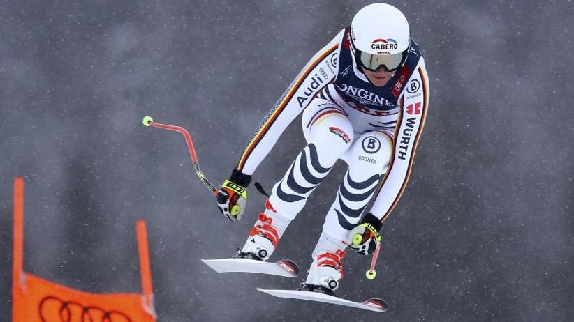 Ski-WM: Alpine Kombination: Meike Pfister vor dem Slalom auf Rang 19
