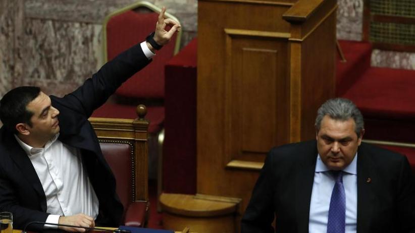 Namensstreit beigelegt: Athen stimmt Nato-Beitritt Nordmazedoniens zu