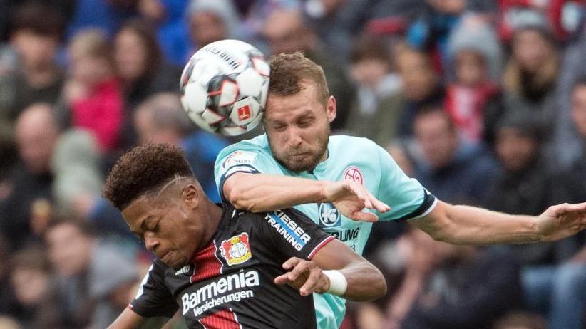 Bundesliga am Freitag: Bayer 04 will in Mainz den Pokal-K.o. wieder gut machen
