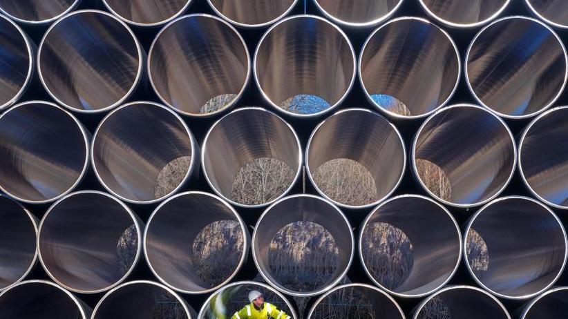 Strengere Auflagen erlassen: EU-Kompromiss ermöglicht Weiterbau von Nord Stream 2