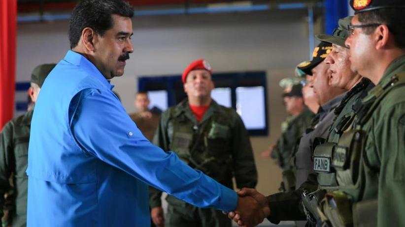 Gefährlicher Machtkampf: Internationale Kontaktgruppe fordert Neuwahl in Venezuela