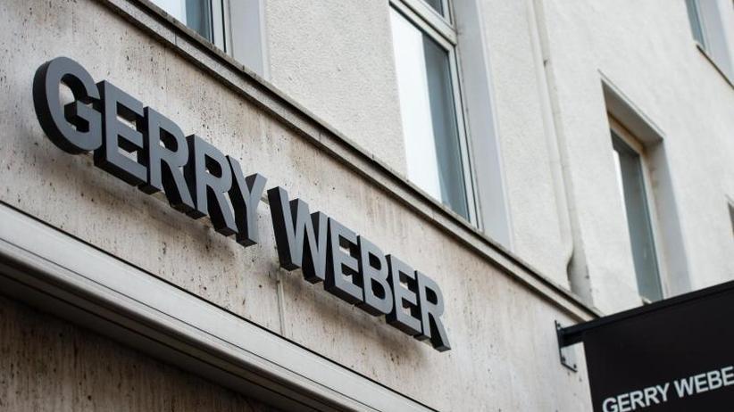 Nach Insolvenzantrag: Investor für Hallhuber: Gerry Weber stellt Weichen