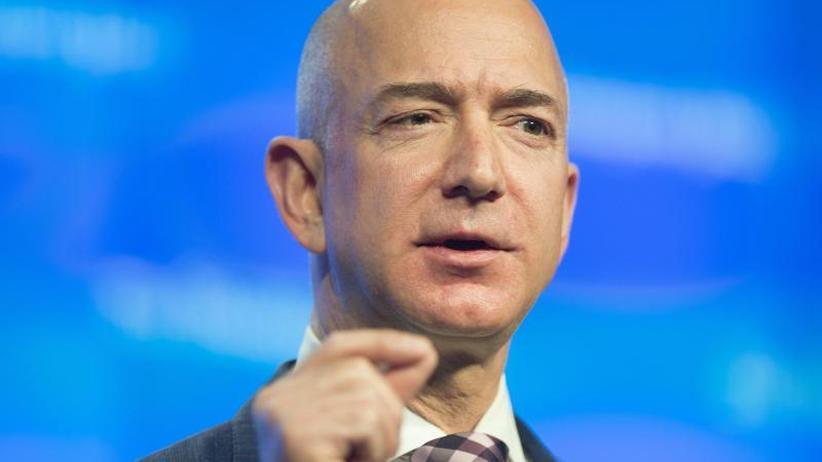 Offener Brief vomAmazon-Chef: Jeff Bezos wirft Skandalblatt Erpressung mit Nacktfotos vor