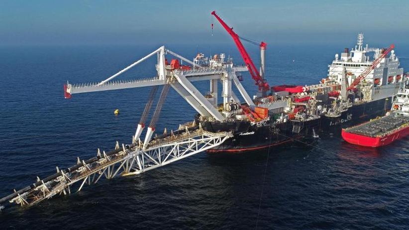Nord Stream 2: Kompromissvorschlag im Gasstreit vorgelegt