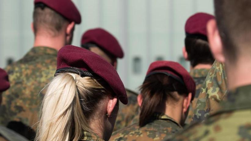 Statistik des MAD: Sieben Extremisten im Jahr 2018 in der Bundeswehr enttarnt