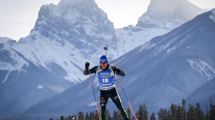 Biathlon-Weltcup: Skijäger Lesser sichert sich WM-Ticket - Hildebrand Vierte