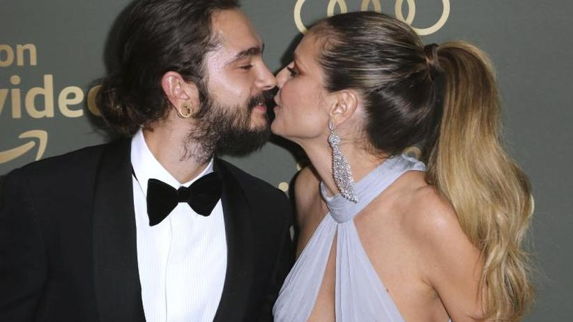Glamour-Paar: Tom Kaulitz und Heidi Klum sprechen über Liebe und Hochzeit